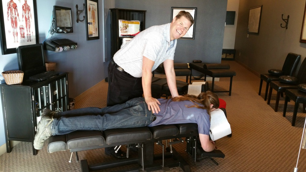 Monument Chiropractor, Timothy Nelson DC