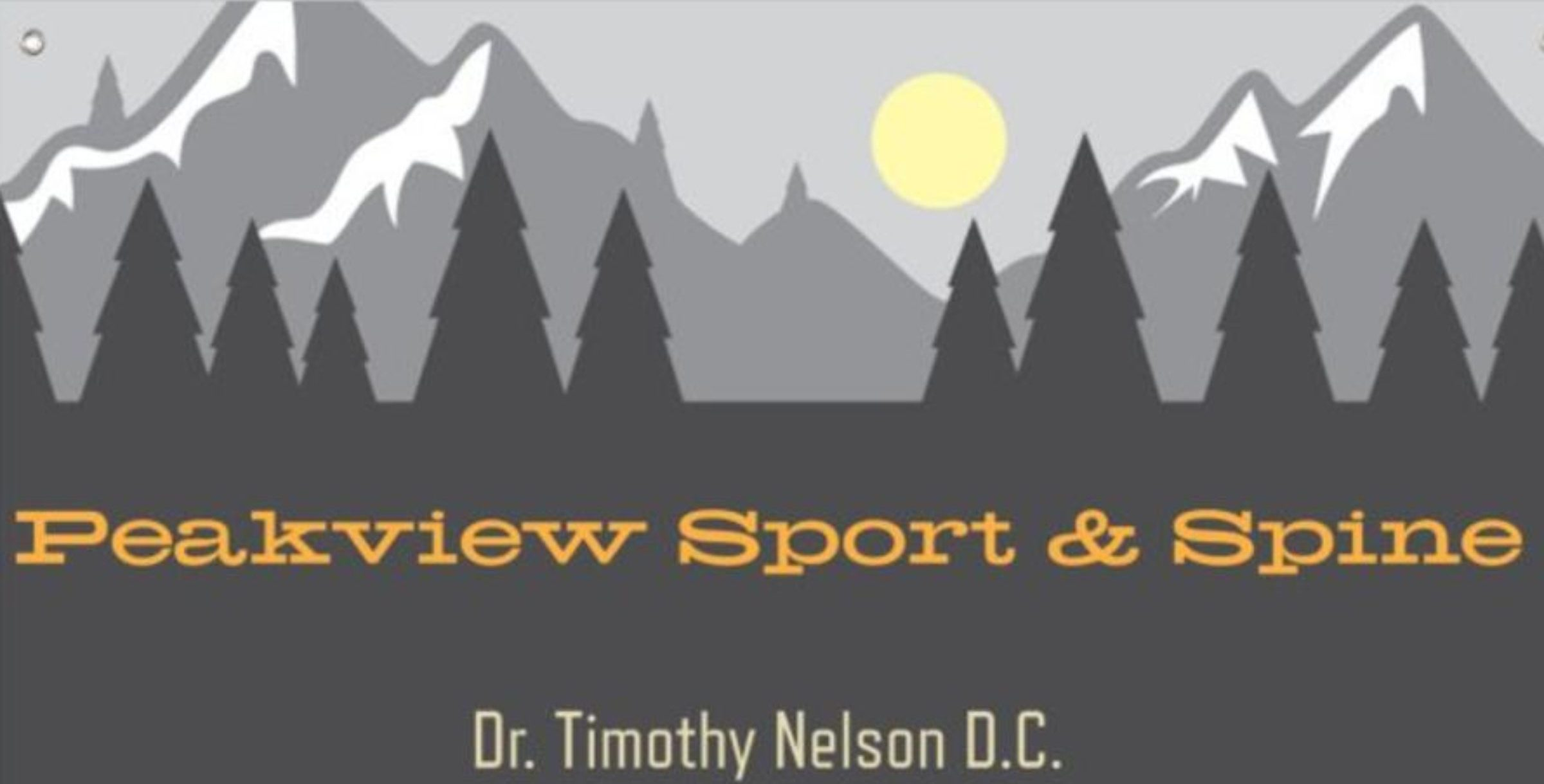 Chiropractor in Monument CO, Peakview Sport and Spine